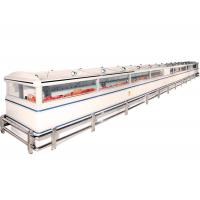 Quality Supermarket Projects Frige Equipment Open Cooler / Island Freezer for sale