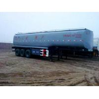 Quality CLWPositive Kanghong Tai 12 m 31.5 t 3-axis chemical liquid transport semi-trail for sale