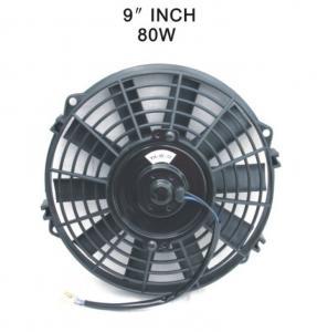 Quality 9INCH 80W Auto Condenser Fan for sale