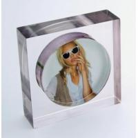 Quality Excellent Service Acrylic Picture Frames Wholesale With Customer's Logo for sale