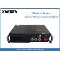 Buy HDMI / SDI Digital AV Wireless Video Transmitter 15km with Obstacles Wireless Video Sender 1080P at wholesale prices