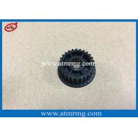 Quality Hyosung ATM Money Machine Parts Plastic Stacker Gear 26T Black Colour for sale