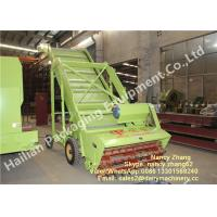 Buy cheap Electric Motor Cow TMR Feed Mixer Mobile Silage Reclaimer For Farm from wholesalers