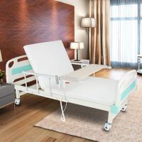 China Hospital Electric Patient Bed , Electric Adjustable Beds For The Elderly on sale