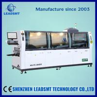 Quality Lead-free Dual Wave Soldering Machine,pcb wave soldering machine ,dip wave soldering machine for sale