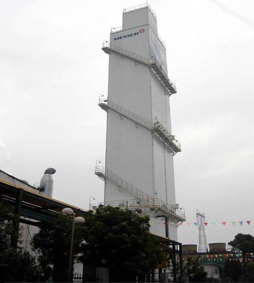 Buy SO2 / H2S / C2H2 Air Separation Plant liquid Oxygen Plant 720Y-1500 at wholesale prices
