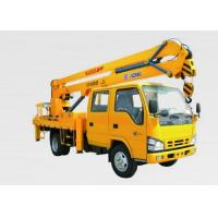 Quality 18.3m Operating Height Boom Lift Truck 200kg Rated Lood XZJ5068JGK for sale