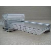 Buy 8mm Corrugated Polycarbonate Sheets / Corrugated Polycarbonate Roof Panel at wholesale prices