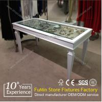 Quality jewelry wood display vitrine/jewelry showcases for sale