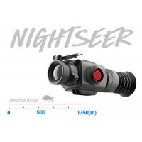 Quality Compact Design Thermal Imaging Sight With 1350m Detection Distance for sale