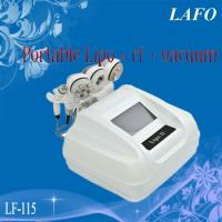 China 5 in 1 Vacuum RF Lipo Cavitation Machine on sale