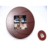 Quality Basketball like photo frame or Picture frame 3*3'' for sale