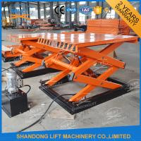 Quality Small Stationary Hydraulic Scissor Lift Elevator Electric Scissor Lift Table for sale