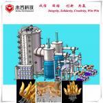 Quality Arc Vacuum Plating Equipment For Crystal Chandelier / Golden Lotus Chandelier Pendant Light for sale