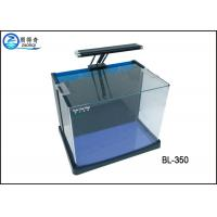 Quality Glass Mini Coffee Table Aquarium Fish Tank With Super Clear Black Extra Model for sale