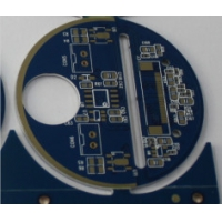 Quality 4 Layer KB FR4 Tg170 1.0mm Communication PCB Manufacturing Service for sale