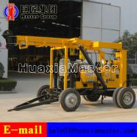 Buy cheap XYX-3 Wheeled Hydraulic Core Drilling Rig from wholesalers