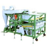 China Julite high performance gravity grain cleaner for sale large capacity 30t/h on sale