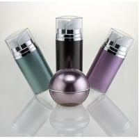 Quality 20ml Dual Pump Airless Cosmetic Bottle for sale