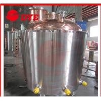 Quality 100 Gal Alcohol Distillation Machine Commercial Distillery Equipment for sale