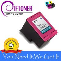 Quality HP 60 Tri-colour CC643WA Ink Cartridge for sale