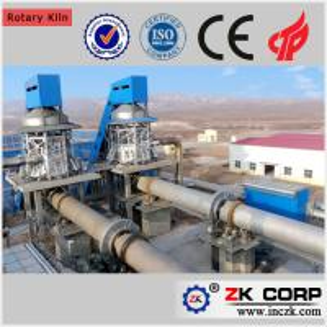 China Customized Rotary Kiln / Rotary Kiln in Cement Plant / Rotary Kiln Sealing System on sale