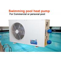 Quality 2-25HP Swimming Pool Heat Pump Low Energy Consumption With Titanium Heat Exchanger for sale