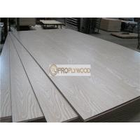 Quality Okoume Face Poplar Core Plywood for Forniture /2mm-30mm/few splinter after cutting for sale