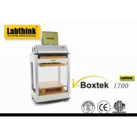 Quality 9kN Microcomputer Box Compression Testing Machine For Carton & Boxes With ISO 9001 / CE for sale