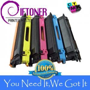 Quality Remanufactured Brother TN210BK Black Laser Toner Cartridge for sale