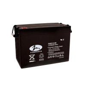 Quality F14 Terminal Sealed Vrla 12v90ah UPS Battery Lead Acid 306*169*211mm for sale