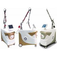 Quality Electro Optically Q-Switch Laser Picosecond Tattoo Removal Machine Energy Saving for sale