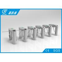 Quality Smart Automatic Rfid Card reader access control system residential flap gates for sale