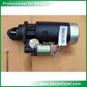 Quality 24V 4.5kw Starter motor 4944702 for Cummins 6BT engine for sale