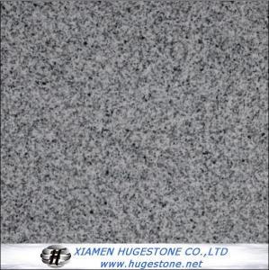 Quality White Hongtang Granite G614, Sesame Granite Tile, Granite Slab for Ground indoor for sale