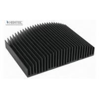 Quality 6063 Aluminum Heatsink Extrusion Profiles For Water Cooler / Electronic Radiator / Automatic Industry for sale