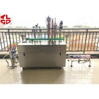Quality Wedding Snow Sprays / Party Strings Automatic Aerosol Filling Machine For Party Festivals Celebration for sale