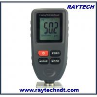 Buy cheap Digital Portable Coating Thickness Gauge TG-9001, Painting Thickness Tester 0~1300um from wholesalers