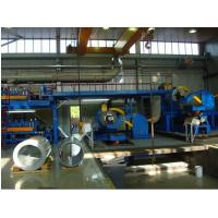 Buy cheap Glasswool / Rock Wool Sandwich Panel Production Line EPS Board/ roll Forming Machinery from wholesalers