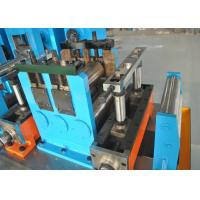 Quality Carbon Steel ERW Pipe Mill , High Speed Welded Tube Mill Machine for sale