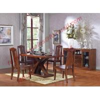Quality Luxury Design for Solid Wooden Furniture Dining Room Set for sale