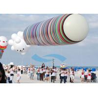 Quality Inflatable Cloud Shaped Balloon Helium Gas Water Proof For Events for sale