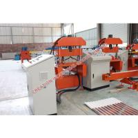 China Metal Roof Ridge Capping Panel Manufacturing Machine with 13 Sets Steel Rolling Mill on sale