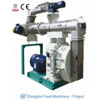 Quality High Efficiency Poultry Feed / Wood Pellet Mill Machine SZLH508 for sale