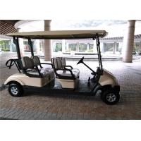 Quality Precedent 4 Passenger Golf Cart / Electric Golf Buggy With Electric Motor for sale