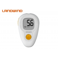 Quality Free Blood Glucose Monitoring Meter Bar Code Portable BP Apparatus for sale