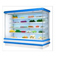 Buy cheap Open Type Integrated Merchandise Chiller For Supermarket Compressor Refrigerant from wholesalers