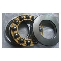 Quality Chrome Steel / GCr15 Precision Ball Bearings Deep Groove 51106 51206 51306 for sale