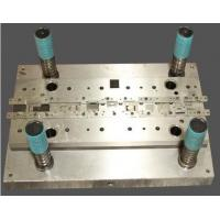 Quality High Precision Punch Mold Automatic Steel CRS Zic Plating Sheet Stamping for sale