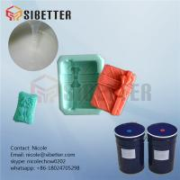 Buy cheap Lace Fondant Mould Making Liquid Silicone Rubber for Food Grade Craft from wholesalers